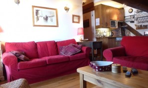 Top floor Ski Apartment in Méribel Hamlet 24243TCF73