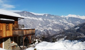 Spacious 3 bedroom ski apartment, Méribel-Les-Allues with fantastic views  24844TCF73