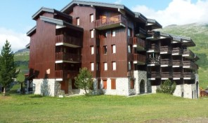 Fantastic ski in/ski out 1 Bedroom Apartment with balcony, cave and ski locker  27612TCF73