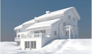 Luxury Off-Plan Furnished 5 bedroom Meribel Chalet 29801TCF73