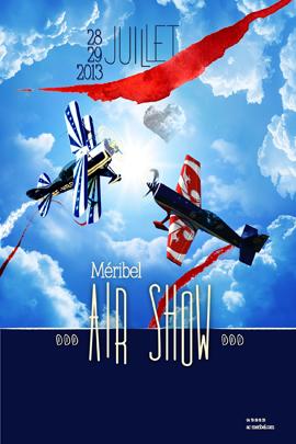 Meribel Air show