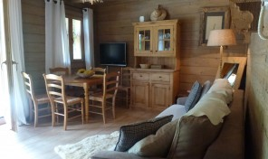 Charming 1 bedroom ski-in apartment situated in picturesque meribel hamlet  34311TCF73A