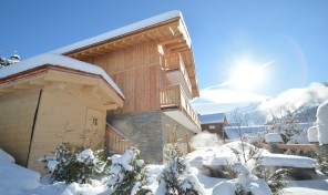 2 new-build chalets in central Méribel 46722TCF73