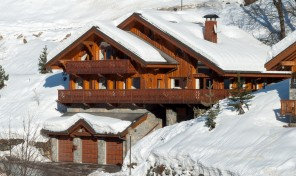 Beautiful 9 bedroom all en-suite central Méribel chalet – 48262TCF73