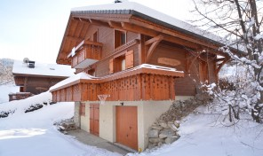 Beautiful Chalet and Garden in Private Location 35129TCF73