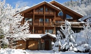 Magnificent & Private Central Meribel Chalet on Large Site – 51188TCF73