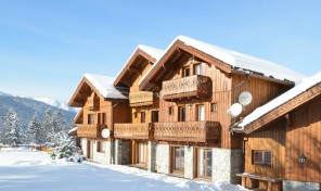 Tranquil ski-in 4-bedroom chalet with south-facing terrace and stunning views 58270TCF73